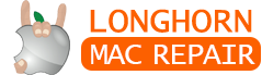 Longhorn Mac Repair Logo